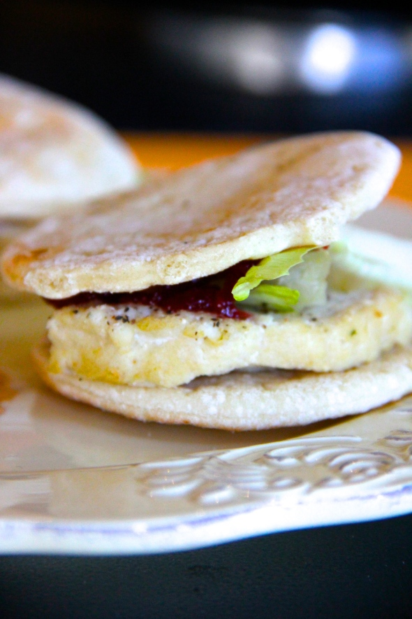 Skinny Mahi Mahi Sliders by Skinny Girl Standard, a low calorie food blog