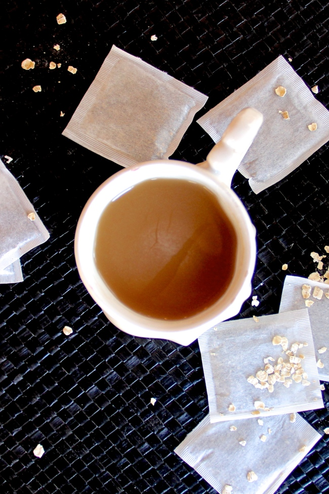 Skinny Chai Latte by Skinny Girl Standard, a low calorie food blog